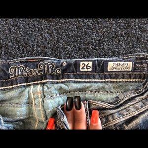 Miss Me Capris jeans!